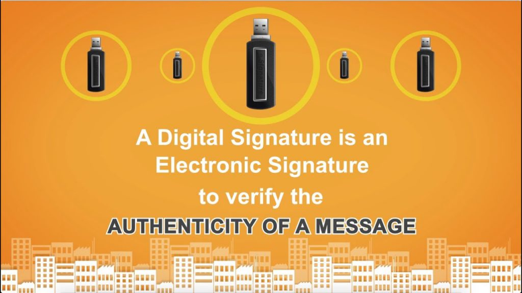 digital signature in Coimbatore